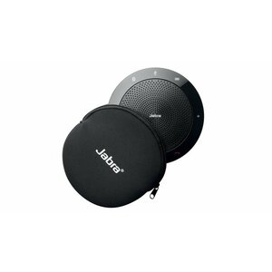 Jabra SPEAK 510+ speakerphone Universal Black USB/Bluetooth