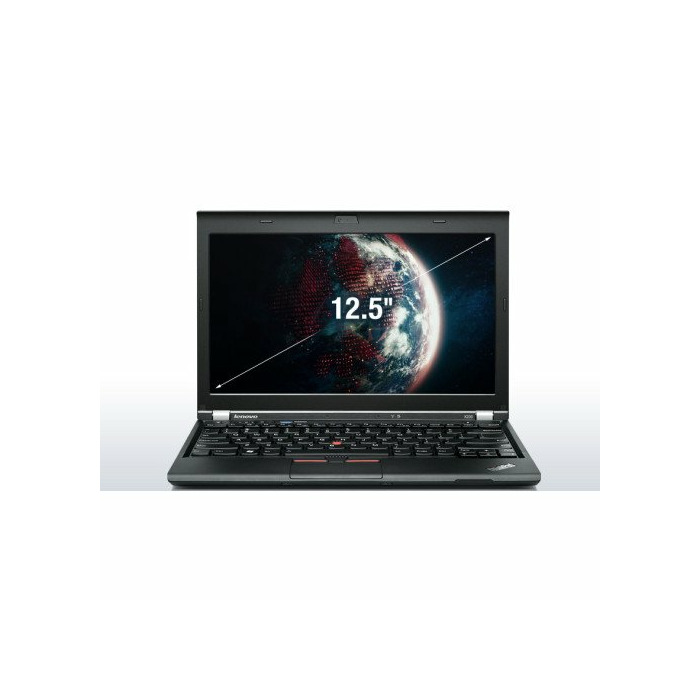 "Lenovo ThinkPad X230 2.6GHz i5-3320M 12.5"" 1366 x 768pixels Black Notebook"