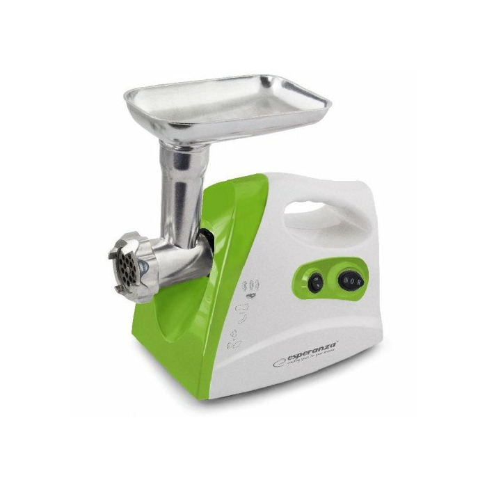Shaver for grinding meat Esperanza Meatball EKM012G (600W; green color, white color)