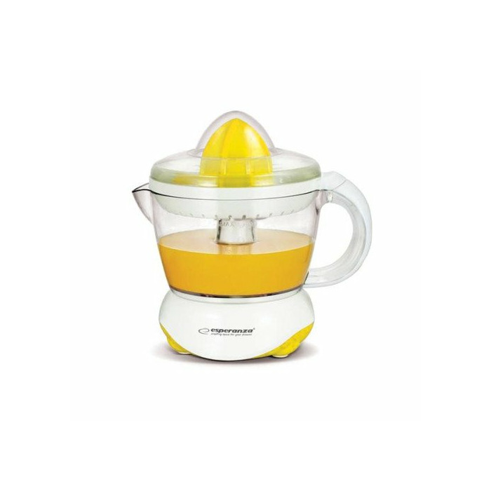 Esperanza EKJ001Y CITRUS PRESS - 0,7L, 25W - CLEMENTINE - YELLOW