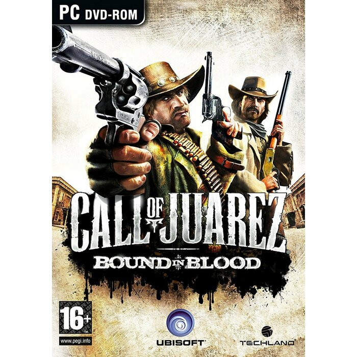 PC Call Of Juarez: Bound In Blood