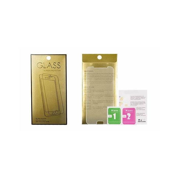 Tempered Glass Gold Aizsargstikls Samsung A500 Galaxy A5