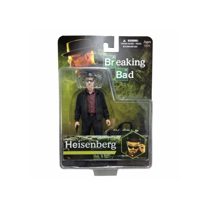 Breaking Bad - Heisenberg Collectible Figure, 15cm