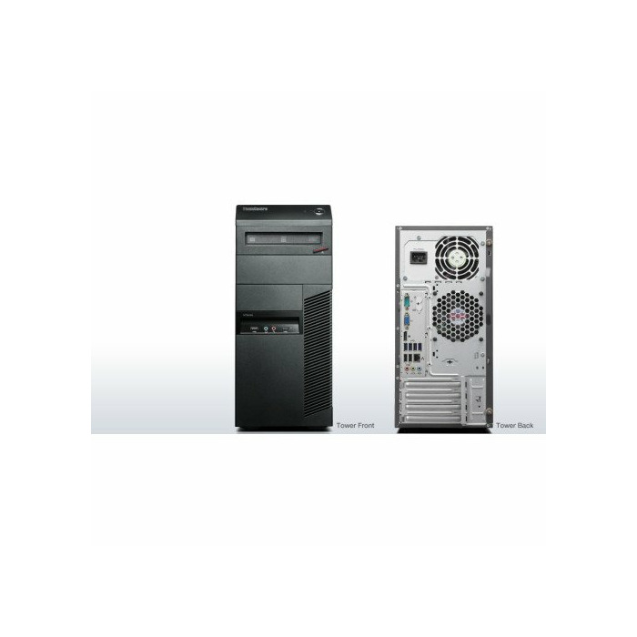 Lenovo ThinkCentre M82 3.3GHz i5-3550 Mini Tower Black PC