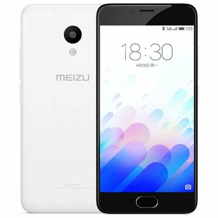 Meizu M3 16GB Dual white (M688Q)