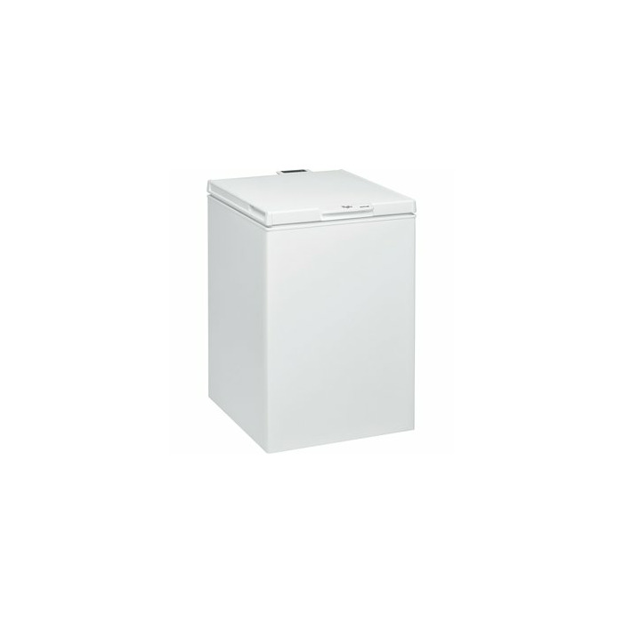Whirlpool WHS1421 freezer Freestanding Chest 132 L F White