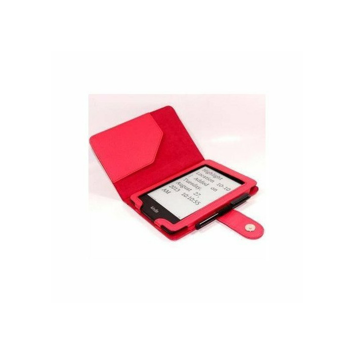 C-TECH PROTECT Case for Kindle PAPERWHITE with WAKE/SLEEP function, red