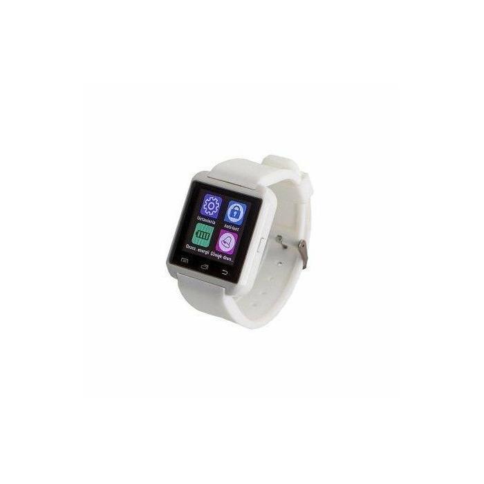 Smartwatch, Zegarek Garett G5, White