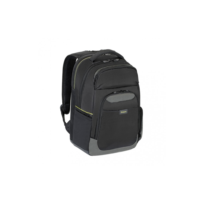 """Targus CityGear Fits up to size 15.6 """", Black, Shoulder strap, Polyurethane, Backpack"""