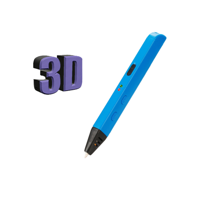 3D Pen v. 2016 4 Generation - blue