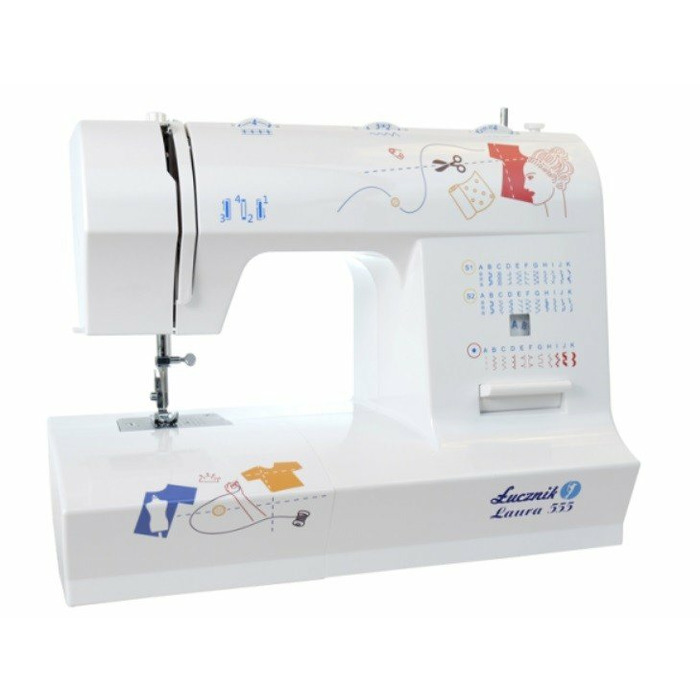 Sewing machine Laura 555