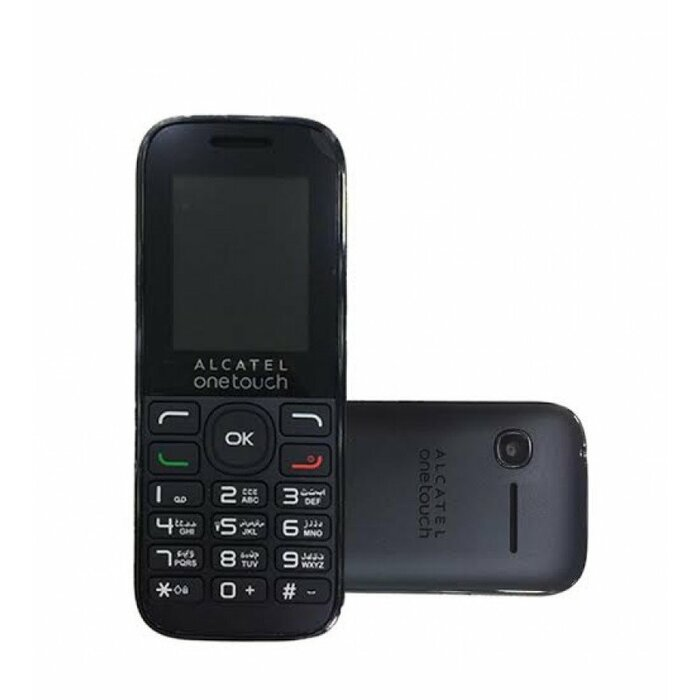 Alcatel 10.50D Black