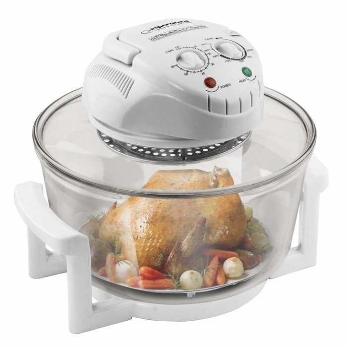 Esperanza EKO003 - MINI OVEN WITH CONVECTION-18l. 1200-1400W -QUASAR