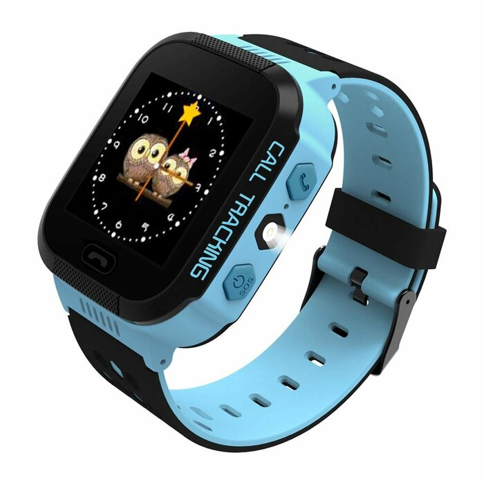 ART Watch Phone Go with locater GPS - Flashlight Blue