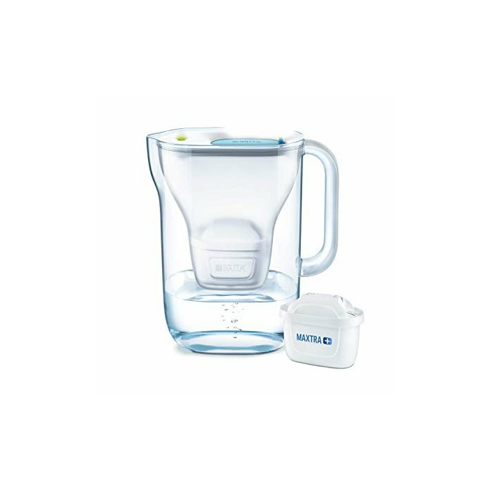 Water filter jug Brita Style | light blue