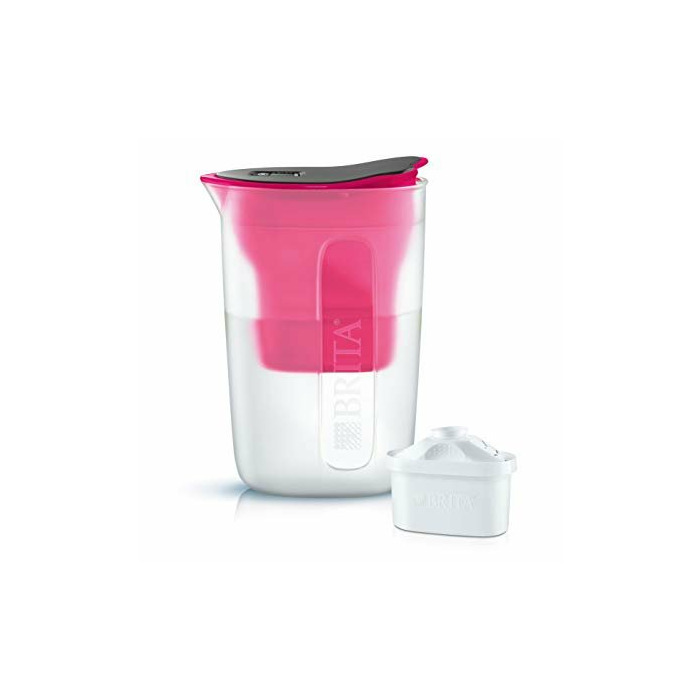 Water filter jug Brita Fill&Go | pink