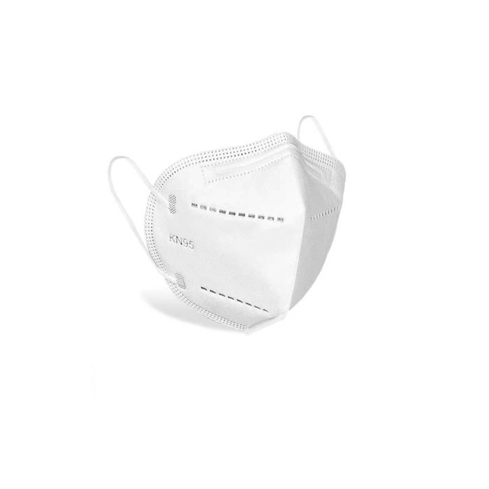 InnJoo Respirator Face Mask N95 KN95/5pcs White