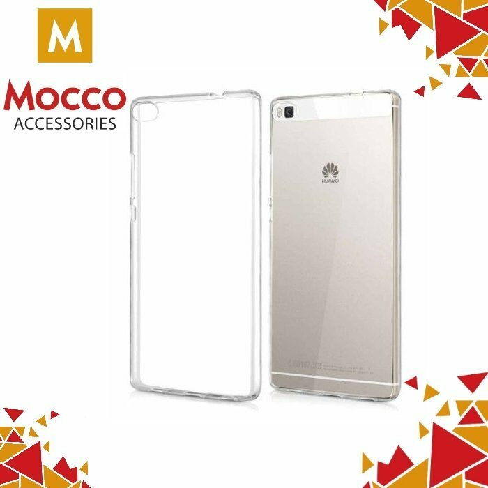 Mocco Ultra Back Case 0.3 mm Aizmugurējais Silikona Apvalks Priekš Huawei Y3 (2017) Caurspīdīgs