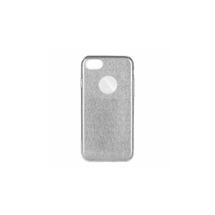 Mocco Shining Ultra Back Case 0.3 mm Aizmugurējais Silikona Apvalks Priekš Samsung G955 Galaxy S8 Plus Peleks