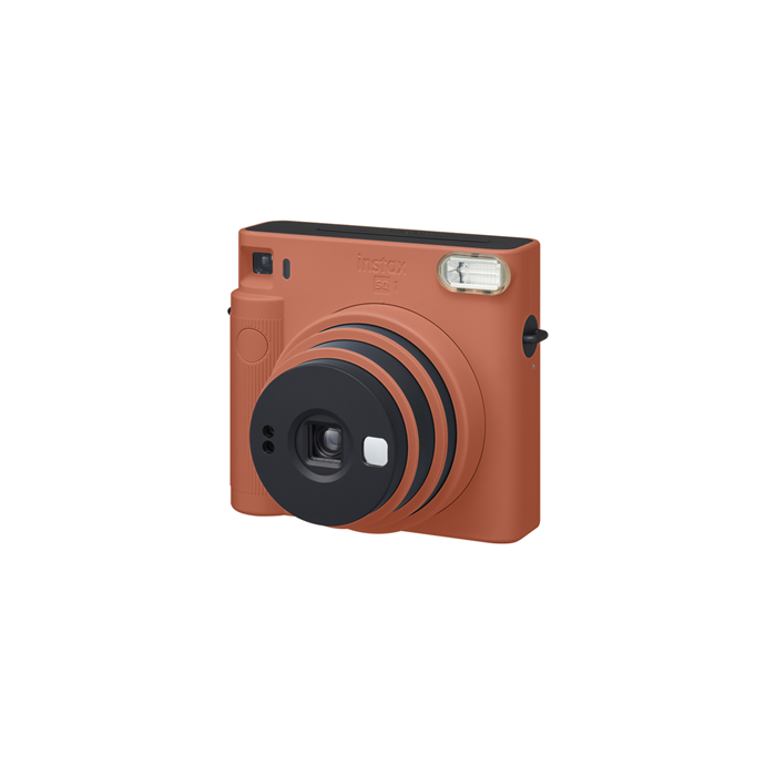 Fujifilm Instax Square SQ1 Camera Terracotta Orange, Lithium, 800, Instant camera