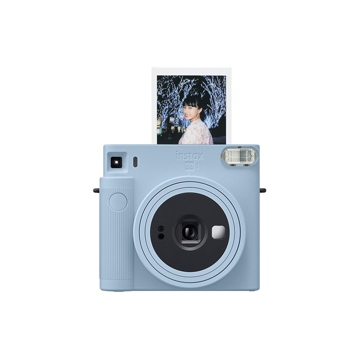 Fujifilm Instax Square SQ1 Camera Glacier Blue, Lithium, 800, Instant camera