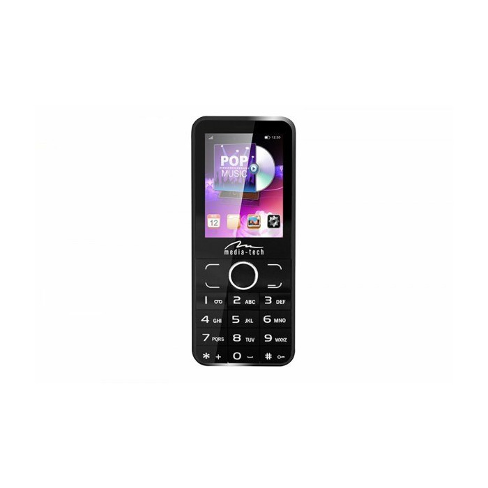 2PHONE TELEFON GSM NA 2 KARTY SIM MT857K