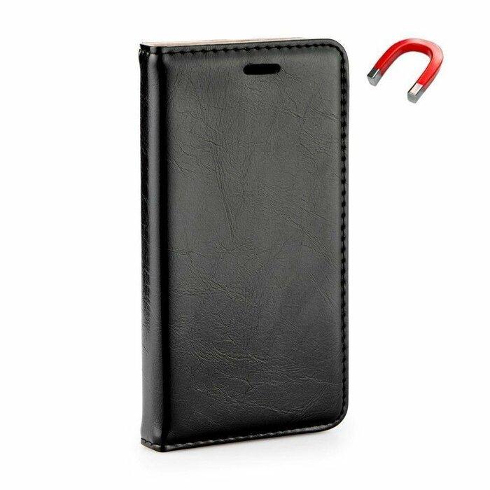 Mocco Special Leather Case Grāmatveida Ādas Telefona Maciņš Priekš LG H870 G6 Melns