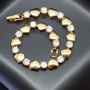 "Bracelet ""Romance"" with Swarovski™ crystals"