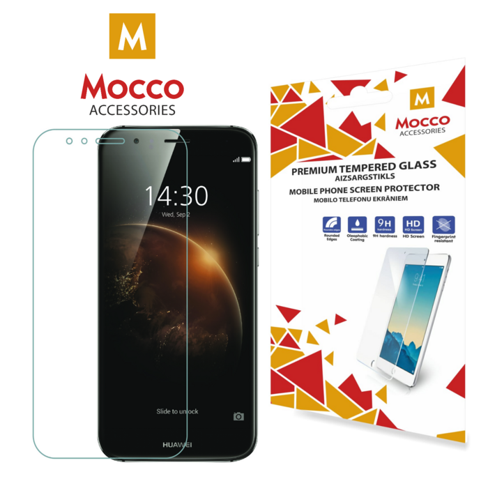 Mocco Tempered Glass  Aizsargstikls Huawei Y6 (2017)