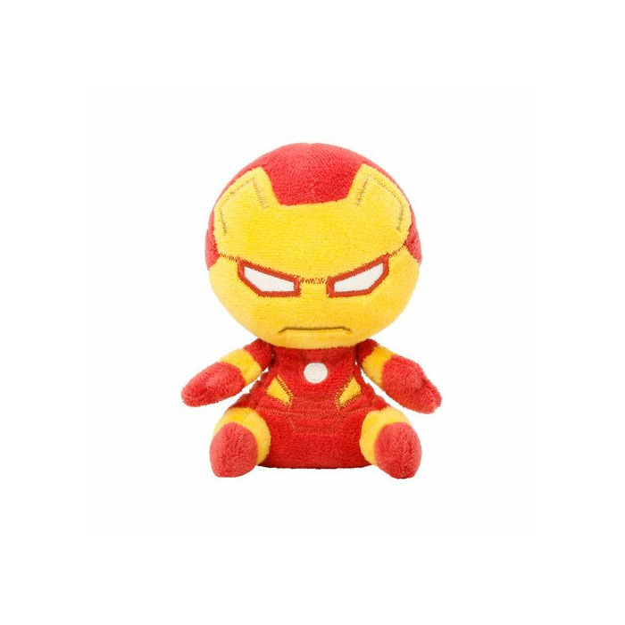 Mopeez: Marvel - Iron Man Plush