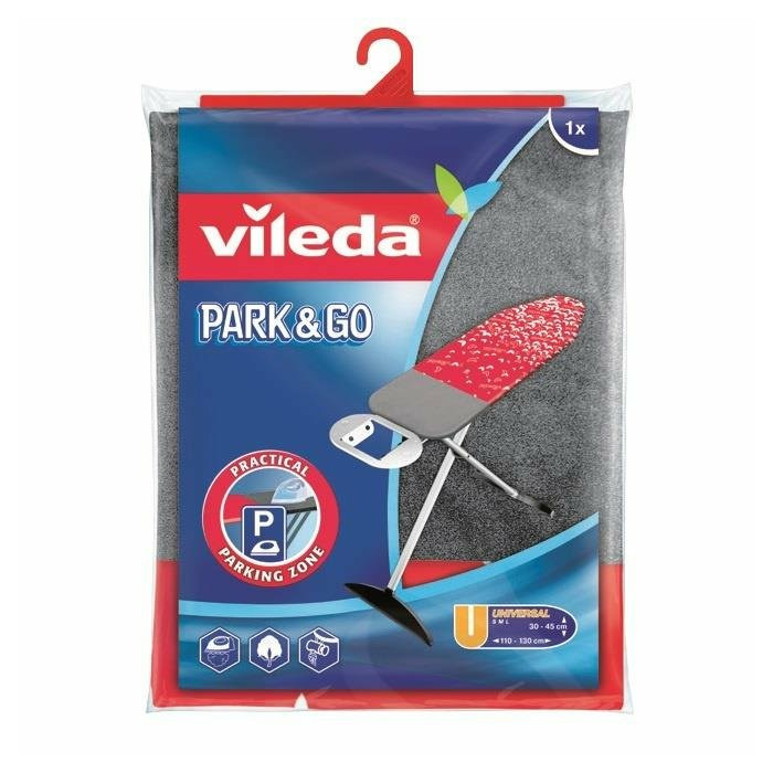 Ironing board cover Vileda Park & Go