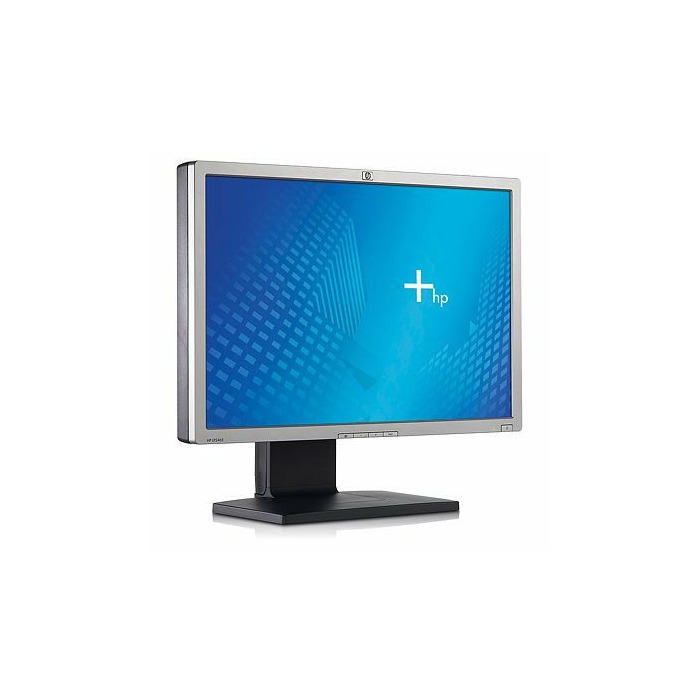 "HP LP2465 24"" Black,Silver computer monitor"