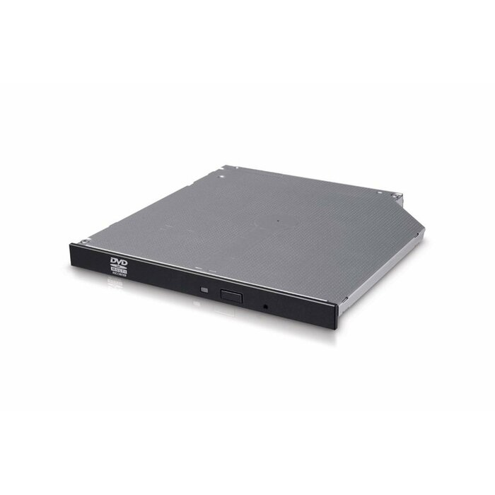LG GUD0N.BHLA10B optical disc drive Internal DVD-RW Black, Stainless steel
