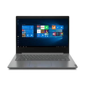 "Lenovo V V14 Notebook 35.6 cm (14"") 1920 x 1080 pixels 10th gen Intel® Core™ i5 8 GB DDR4-SDRAM 256 GB SSD Wi-Fi 5 (802.11ac) Windows 10 Home Grey (82C400U2MH)"