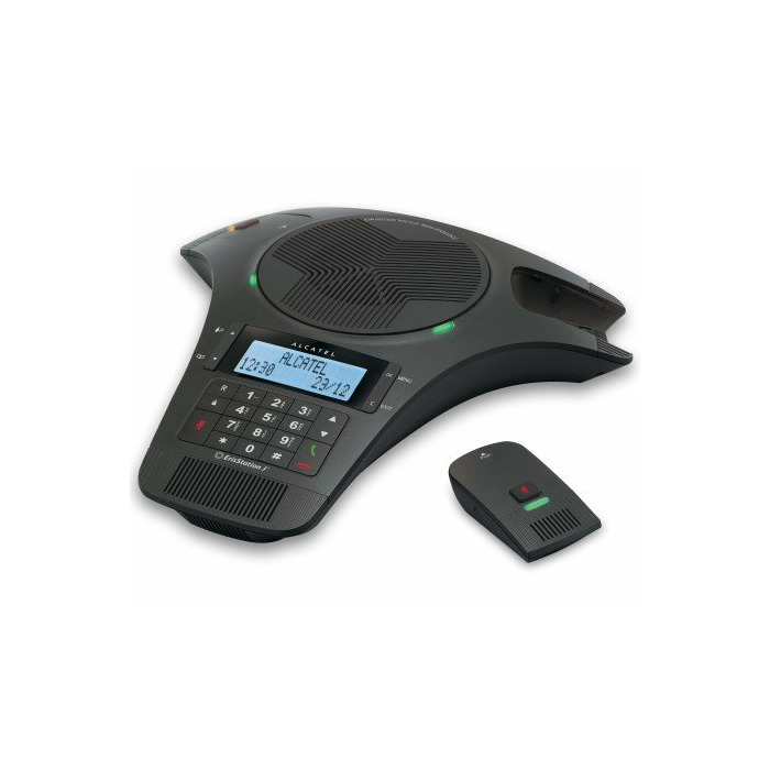 Alcatel Conference 1500 DECT telephone Caller ID Black