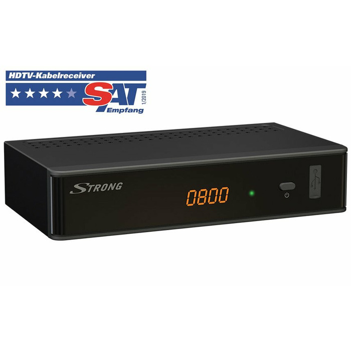 Strong SRT3002 TV set-top box Terrestrial