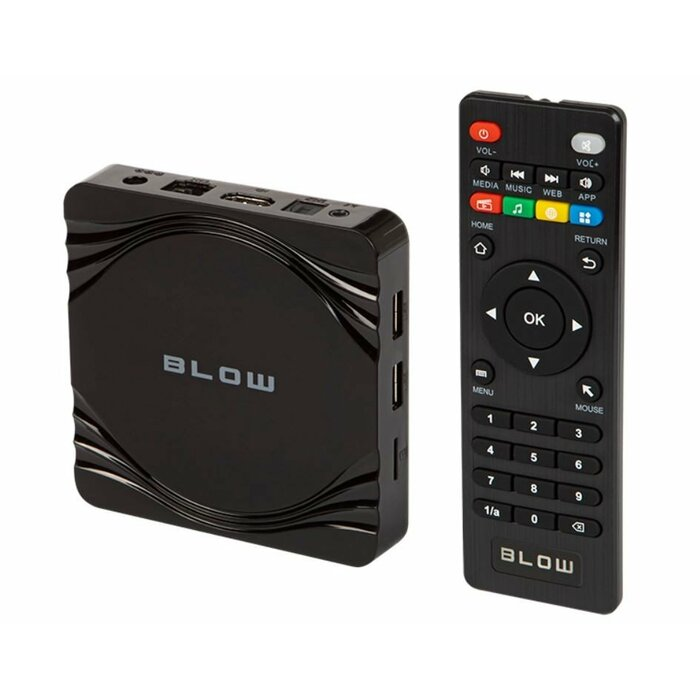 BLOW Android TV BOX BLUETOOTH |