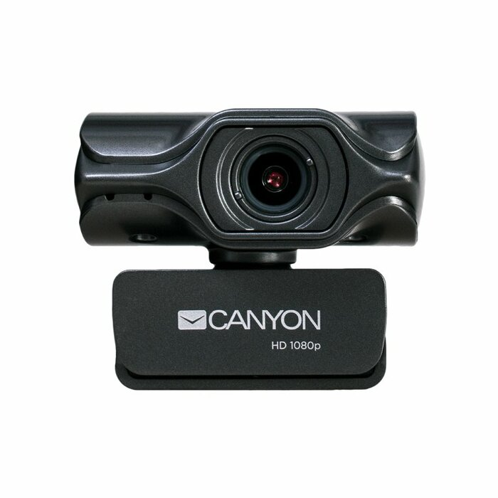 Canyon CNS-CWC6 webcam 3.2 MP 2048 x 1536 pixels USB 2.0 Black
