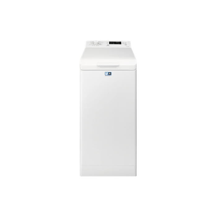 Electrolux Washing machine  EWT1262IEW  Top loading, Washing capacity 6 kg, 1200 RPM, A++, Depth 60 cm, Width 40 cm, White, LED, Display,