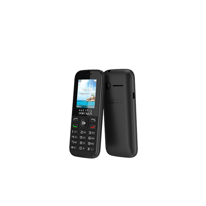 Alcatel 1050D Black