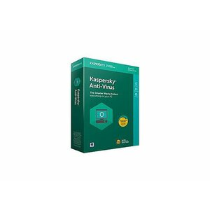 KASPERSKY Anti-Virus renewal 2PC/1Year