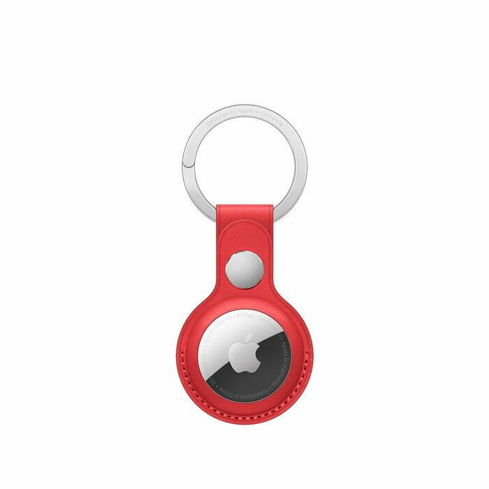 Apple MK103ZM/A key ring/case Red