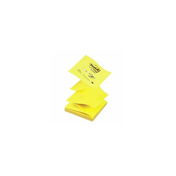 Z-Līmlapiņas 3M Post-it 76x76mm/100l. dzeltenas