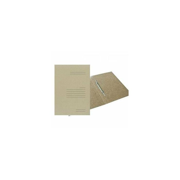 Ātršuvējs kartona A4,  dabiskā krāsa, SMLT
