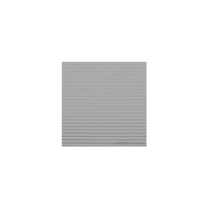 Gofrēts kartons 500x700mm pelēks,  1 loksne