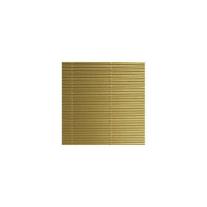 Gofrēts kartons 500x700mm,  zelts,  1 loksne
