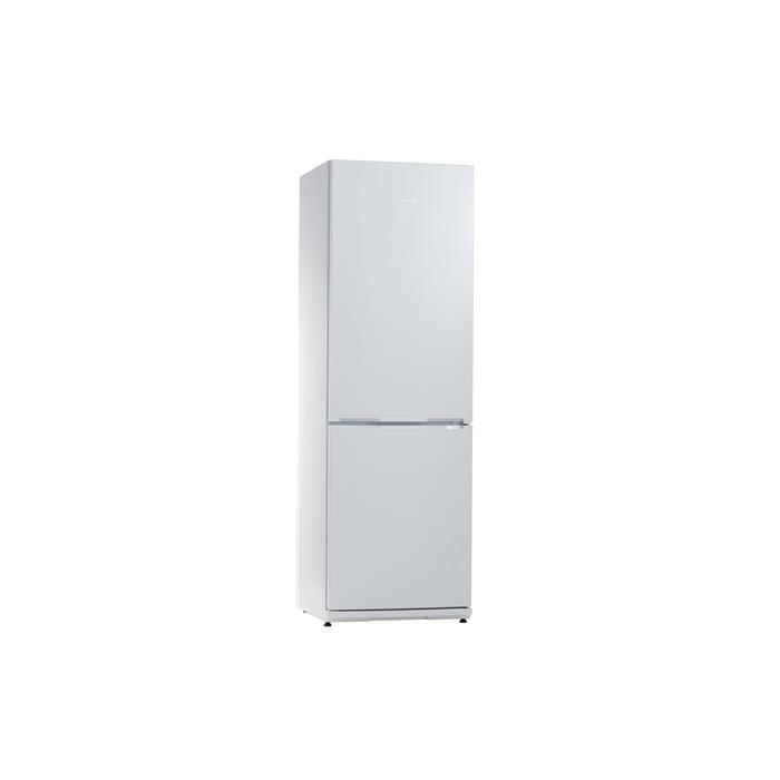 Snaige Refrigerator RF34SM-S100210 Free standing, Combi, Height 185 cm, A+, Fridge net capacity 214  L, Freezer net capacity 88  L, 41 dB, White