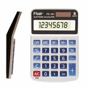 Kalkulators FLAIR FC-101C