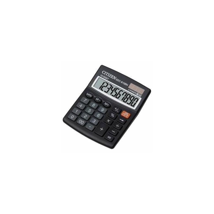 Kalkulators CITIZEN SDC-810BN