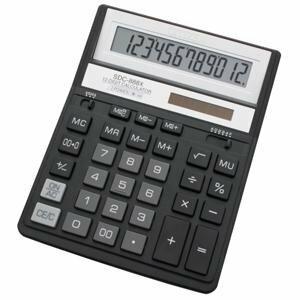 Kalkulators CITIZEN SDC-888XBK